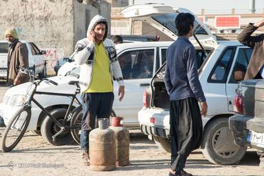 کمبود گاز در سیستان