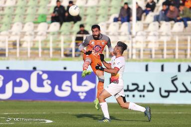 لیگ برتر فوتبال/ سایپا ۰ - فولاد ۰