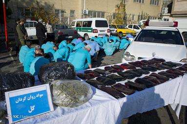 انهدام باند مواد مخدر
