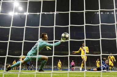 لیگ قهرمانان اروپا / اینتر ۱ - بارسلونا ۲