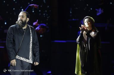 کنسرت-نمایش «ملت عشق»