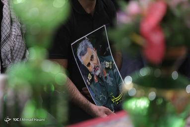 یادبود جانباختگان حادثه ی غم بار کرمان و سقوط هواپیمای مسافربری - مشهد
