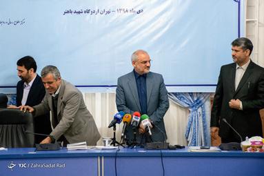 محسن حاجی میرزایی وزیر آموزش و پرورش در نشست صمیمی با نمایندگان انجمن اولیا و مربیان سراسر کشور