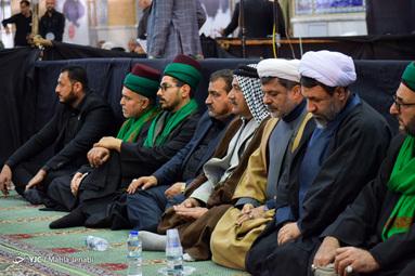 بزرگداشت هفتمین روز شهادت سردار سلیمانی در کرمان