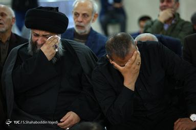 مراسم بزرگداشت شهید ابومهدی المهندس