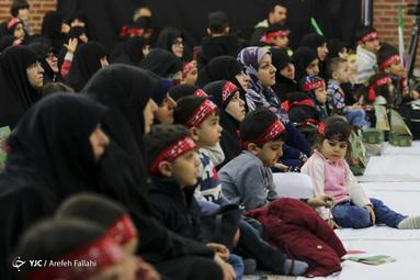 در حاشیه گردهمایی نسل سلیمانیها با حضور فرزندان شهدا
