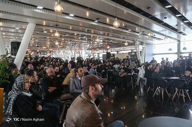 قرعهکشی جدول سینمای رسانه در جشنواره فیلم فجر