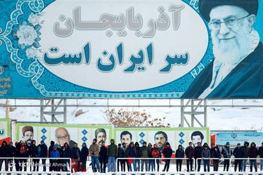 لیگ برتر فوتبال/ تراکتور تبریز ۲ - ذوب آهن اصفهان ۱