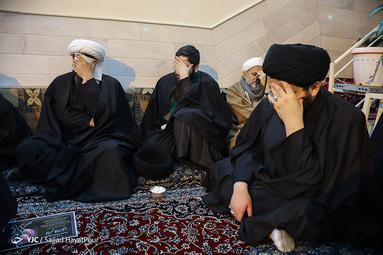 عزاداری شهادت حضرت زهرا (س) در بیوت مراجع