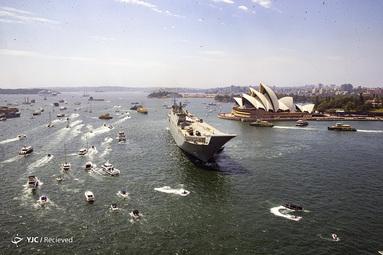 مراسم جشن روز استرالیا
