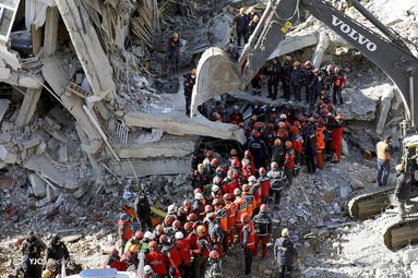 زلزله در الازی، ترکیه
