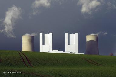 یک نیروگاه ذغال سنگ در نوروت آلمان