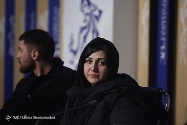 روز ششم سیوهشتمین جشنواره فیلم فجر، نشست خبری فیلم کشتارگاه به کارگردانی عباس امینی