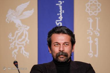 روز هفتم سیوهشتمین جشنواره فیلم فجر، نشست فیلم «لباس شخصی» به کارگردانی امیرعباس ربیعی