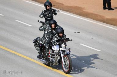 رژه روز جمهوری در نیو دهلی هند