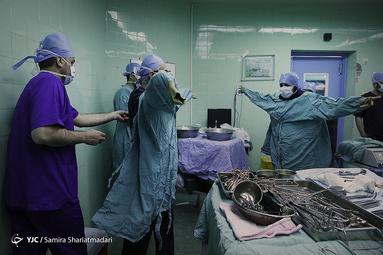 انتقال قلب از رفسنجان به تهران