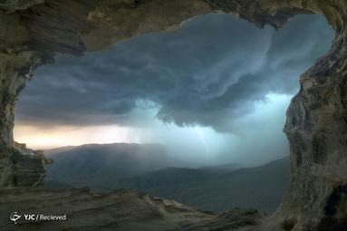 راک لینکلن، کوههای آبی، نیو ساوت ولز، استرالیا