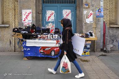 تبلیغات انتخابات مجلس در تهران