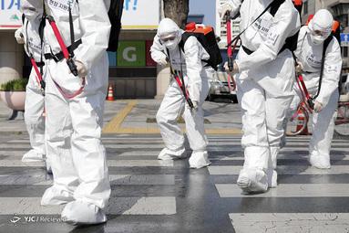 پیشگیری از کرونا در کره جنوبی
