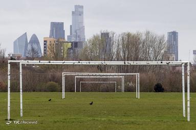 تعطیلی مسابقات ورزشی بخاطر شیوع کرونا در انگلستان