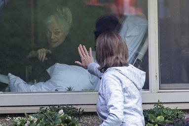 مرکز مراقبت از بیمار کرونایی در کرکلند، خانه سالمندان منطقه سیاتل