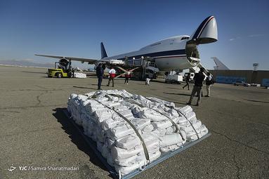 ارسال ۶۰۰۰ محموله امدادی به سیلزدگان خوزستان