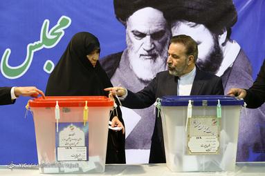 انتخابات مجلس شورای اسلامی و مجلس خبرگان در تهران