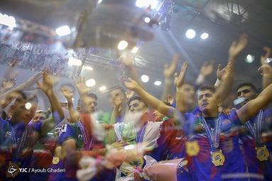ایران قهرمان کبدی جوانان جهان