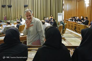 جلسهی شورای شهر تهران۲۳ تیر ۹۸