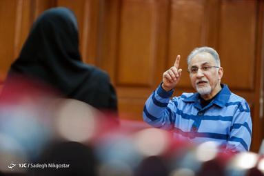 دومین دور دادگاه محمدعلی نجفی