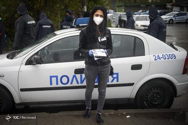 ماریا دیمیترووا یک مسئول بهداشت در صوفیای بلغارستان است که کار خود را یک مسئولیت می داند
