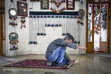 رفوگر، معجزهگری است که با دستان هنرمند و سحار خود به کالبد فرشهای در حال نابودی روحی تازه میدهد و به آنها جلوهای تازه میبخشد. رفوی فرش از دیرباز در شیراز به خاطر وجود پیشینهای دور و دراز که فارس در این هنر به جای گذاشته، دیده میشود.
