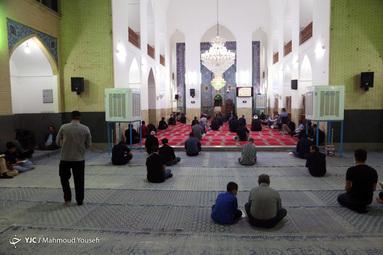 احیای شب بیستویکم رمضان - اردکان