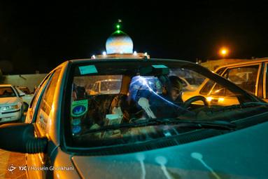 احیای شب بیستویکم رمضان - قزوین