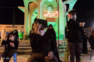 احیای شب بیستویکم رمضان - بوشهر