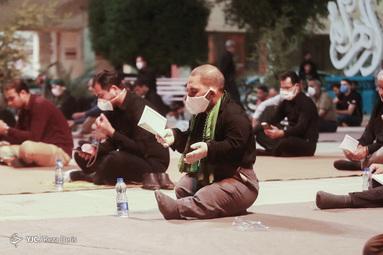 احیای شب بیستویکم رمضان - خرمشهر