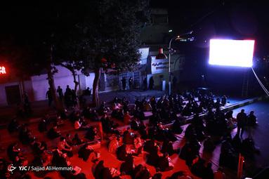 احیای شب بیستوسوم رمضان - مسجد گیاهی تهران