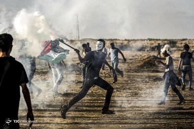 فلسطینی ها هیچگاه دست از مبارزه با رژیم صهیونیستی برنداشته و با مقاومت سنگ (انتفاضه) به مقابله با این اشغالگری پرداختند.