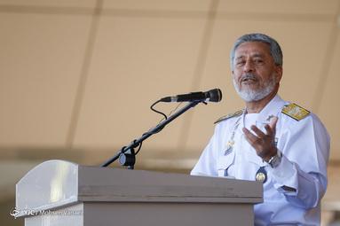 بازدید رئیس ستاد ارتش از دانشگاه افسری امام علی