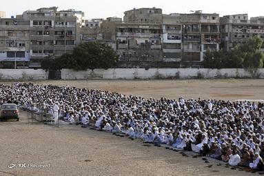 نماز عید فطر در پاکستان