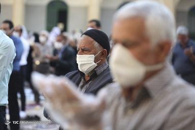 اقامه نماز عیدسعیدفطر - اردکان یزد