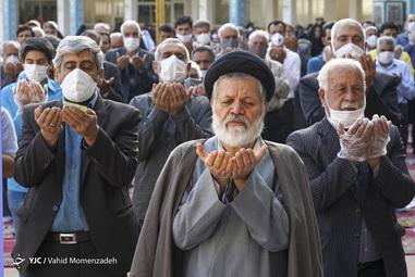 اقامه نماز عیدسعیدفطر - اصفهان