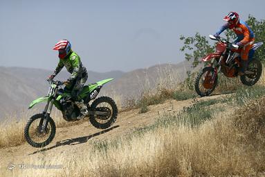 افتتاح آکادمی بینالمللی موتورسواری