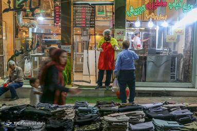 رستورانها در تهران شاهد ازدحام شهروندان بوده که فعالیت پررونقی را برای آنها نوید می دهد