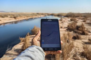 نشان دادن آلودگی زیست محیطی توسط گوگل مپ
