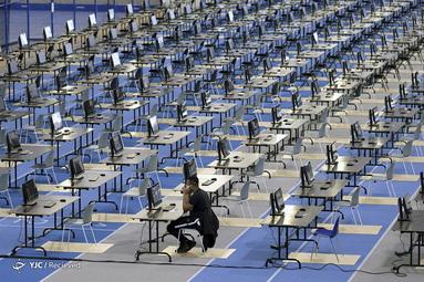 امتحانات در دانشگاه لووین-لا-نووو در بلژیک