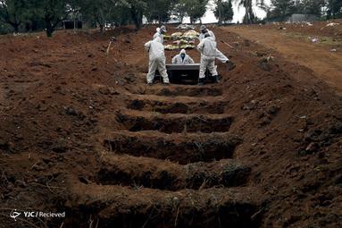 قبرستان سائو لوئیز در برزیل