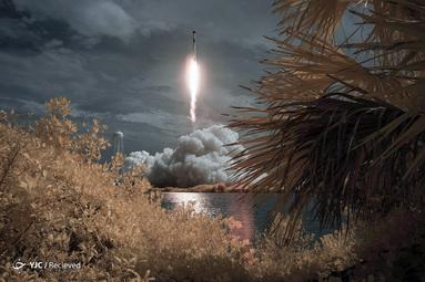 موشک SpaceX Falcon 9