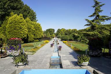 باغ گلهای اصفهان