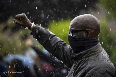 تظاهرات Black Lives Matter در هال، انگلیس